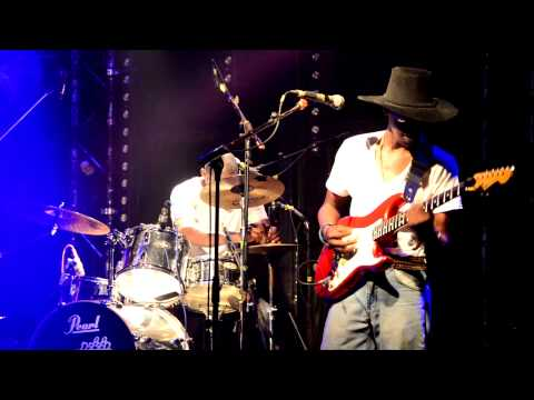 Cedric Burnside Project | Don't you let my Baby Ride