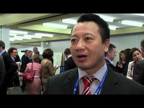 Montreux 2013 - Nguyen Quang Vinh, WBCSD