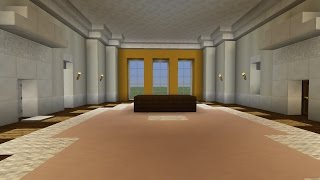 The Oval Office - Minecraft Tutorial