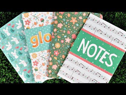 Intro to Mini Notebooks