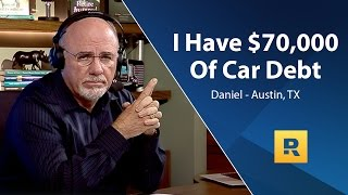 I Have $70,000 Of Car Debt