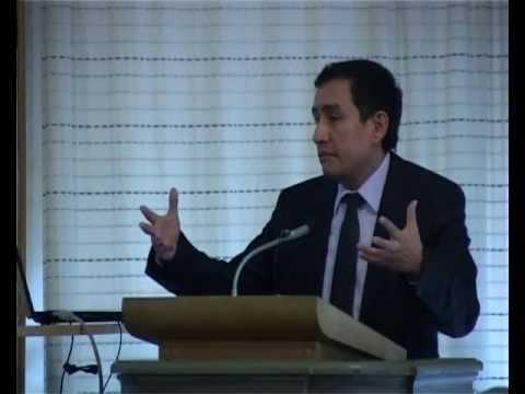 Municipal urban planning -- Juan José García Ochoa (Claiming the City, April 16-17, 2013)