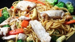 Chicken With Cashew Nuts Stir Fry - Recipe