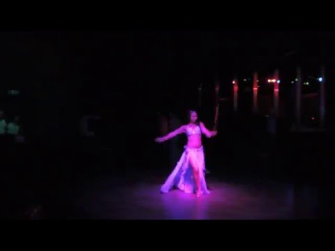 Anastasia UAE ( Belly dance with wings)