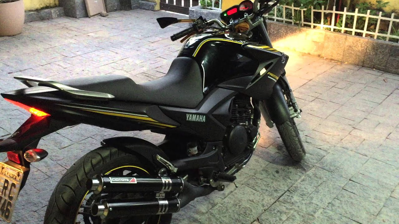Yamaha R Limited Edition