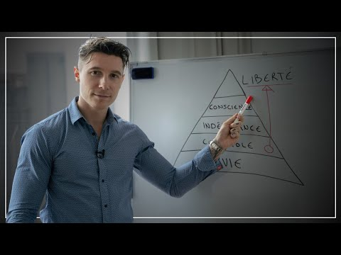 La Pyramide de l'indépendance financière