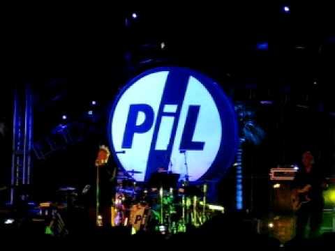 PiL - Albatross - Coachella Festival 160410