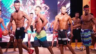 Tổng Hợp Những Body Đẹp Tại Giải Thể Hình NABBA /WFF VIETNAM 2017
