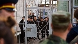 Тюремные прес хаты. Как ломают осужденных.