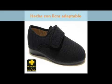 dc83e2262da Zapatillas Doctor Cutillas. Camina comodo