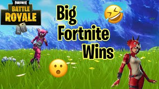 WINS IN A ROW IN FORTNITE 😮| HOW MANY DID I GET?| 🤔