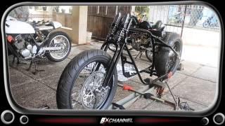 Video PKC Rakit Old School Chopper Suzuki Satria FU 150 download MP3, 3GP, MP4, WEBM, AVI, FLV Mei 2018