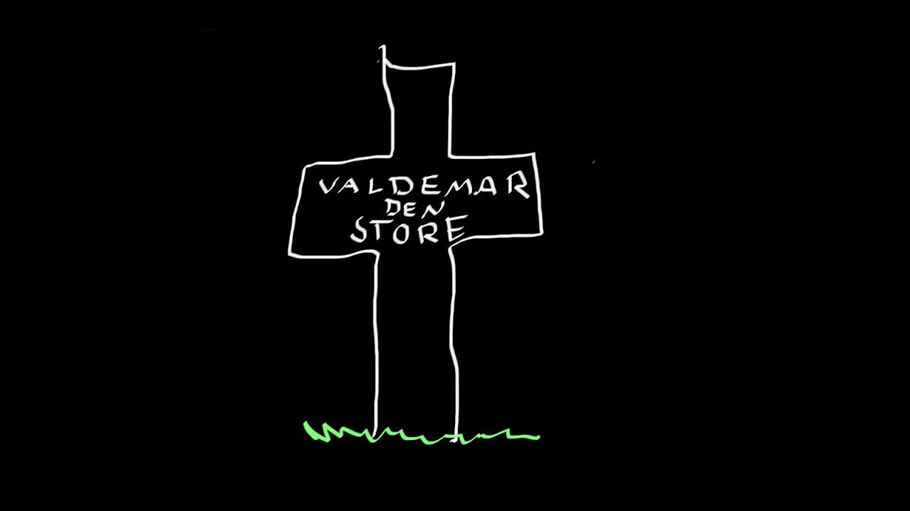 Valdemartiden 10/14: Kongens død