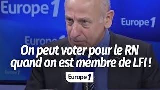 ON PEUT VOTER POUR LE RN QUAND ON EST MEMBRE DE LFI ! (APHATIE)