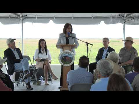 Tamiami Trail One-Mile Bridge Opening Ceremony - March 19, 2013