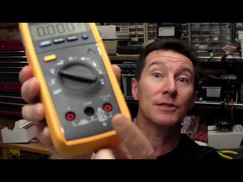 EEVblog #43 - Fluke 233 Multimeter Review