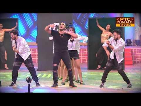 Raftaar performance || PTC Punjabi Film Awards || Urban Dance Center