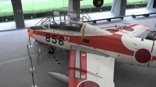 所沢 航空公園の中にある航空発祥記念館