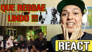 REACT #131| Poesia Acústica #4 - Todo Mundo Odeia Acústico - Bob/MV Bill/Froid/Djonga/Azzy/Delacruz