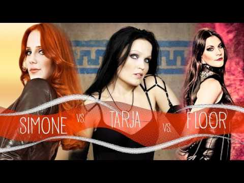 Who is the Best? Simone Simons vs Tarja Turunen vs Floor Jansen