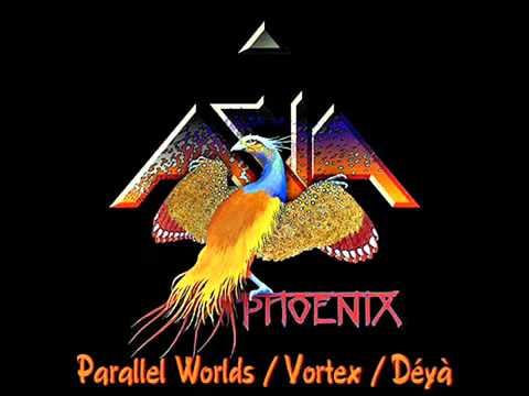 Asia - Parallel Worlds