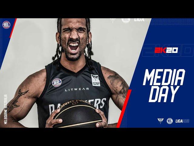 MBL 2K20 Media Day-Opening Highlight Promo