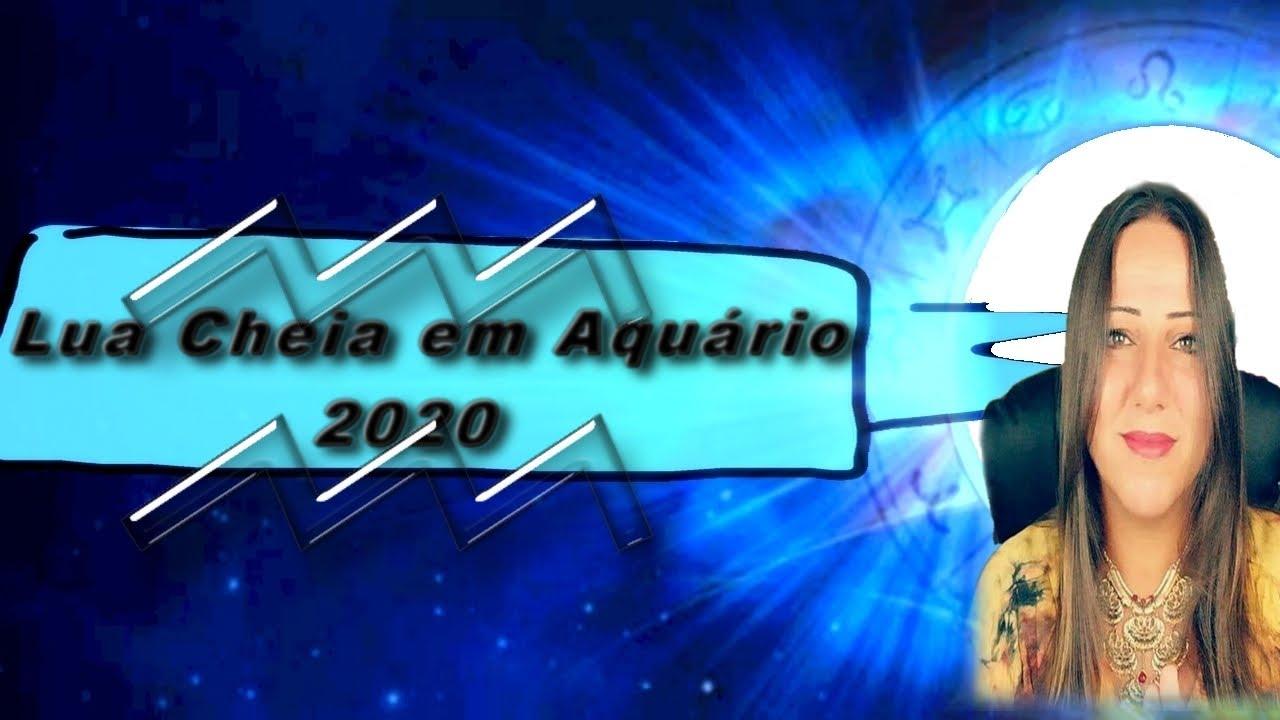PREVISÃO: LUA CHEIA EM AQUÁRIO | DESCONSTRUÇÃO de EGOS | 03 de AGOSTO de 2020
