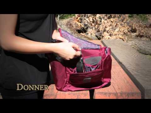 Overland Equipment Donner Shoulder Bag