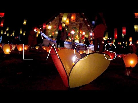 Laos 2016 || Travel Asia