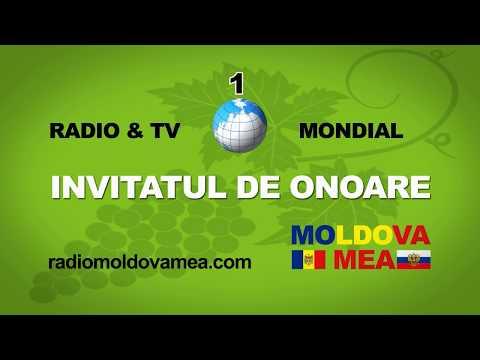 "Episcopul Irinei la radio-tv ""MOLDOVA MEA"""