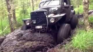 Volvo Sugga in Action
