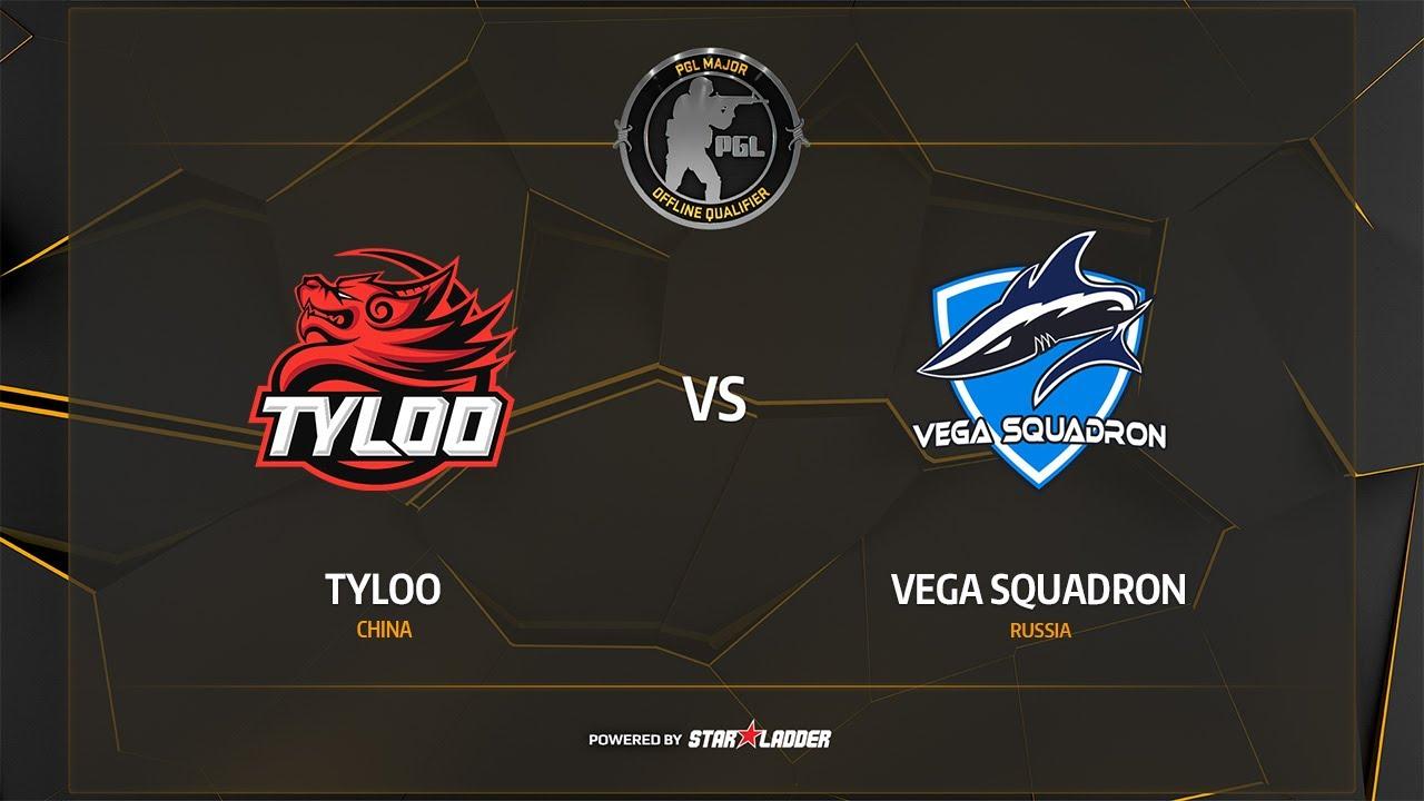 TyLoo vs Vega Squadron, inferno, PGL Major Krakow 2017 Main Qualifier