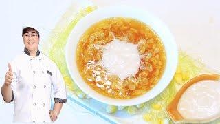Cách nấu CHÈ BẮP ĐƯỜNG THỐT NỐT siêu ngon