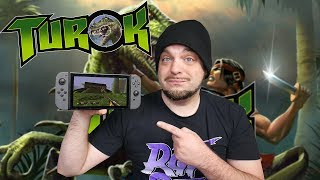 Turok for Nintendo Switch - A Perfect N64 Port? | RGT 85