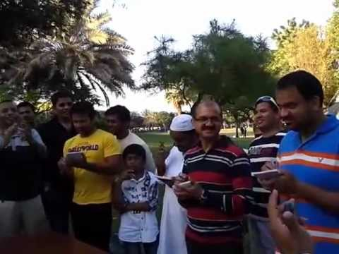 Bmj eid milan party for volunteers and families.wmv