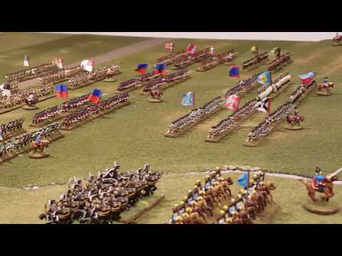 15MM Seven Years War army so far