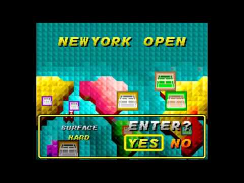 Capítulo #42# Super tennis (Tokyo Shoseki) - Matt super Nintendo 100% + final contra Don J.