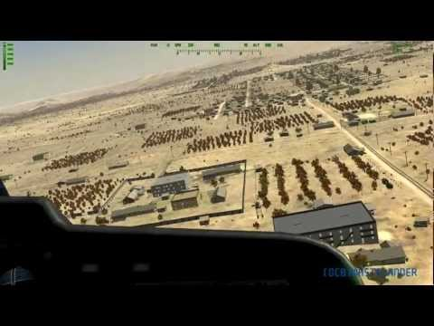 MCAGCC Palms - Quick Fly Around