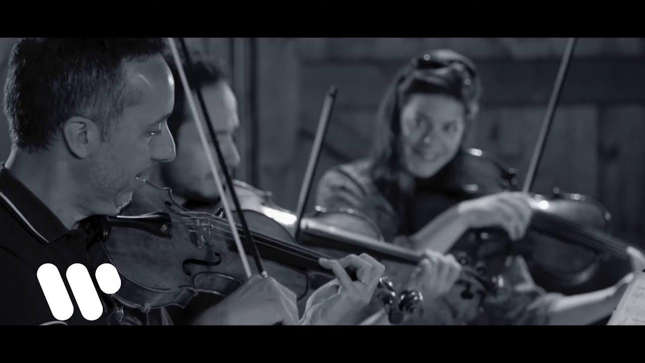 Quatuor Ébène & friends record Raphaël Merlin: Night Bridge: VIII. On Stella by Starlight