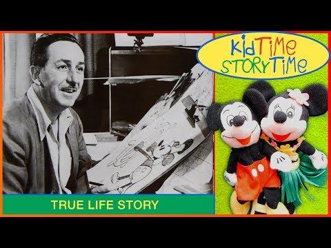 Walt Disney (a mini biography) READ ALOUD!
