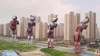 Top Hits -  Ultraman Goyang Sai Ke Lantai Dangdut
