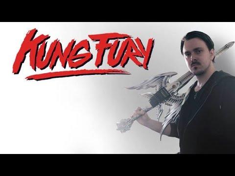 Kung Fury Metal / David Hasselhoff - True Survivor (Guitar ...
