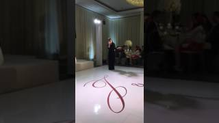 Bride mom's special song (Julie Park)(Beverly Hills)