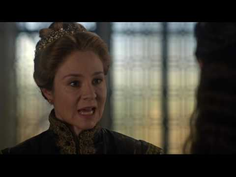 Reign 3x15 Mary and Catherine  i decided to stay in france