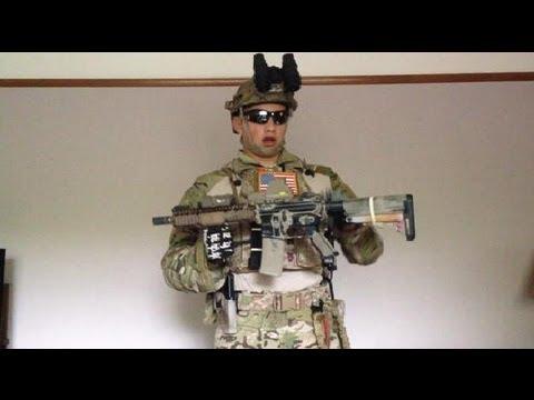 U.S. Navy SEAL/DEVGRU Loadout Review (Panther) + Updates