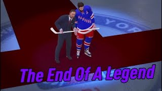 What Happened To My NHL 20 Be A Pro? | The Epilogue