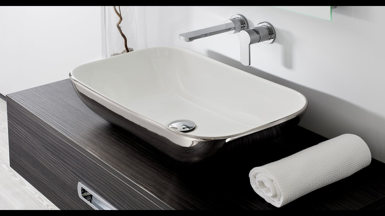 The Finest Ceramics & Cast Marble Basins from Bauhaus Crosswater ...