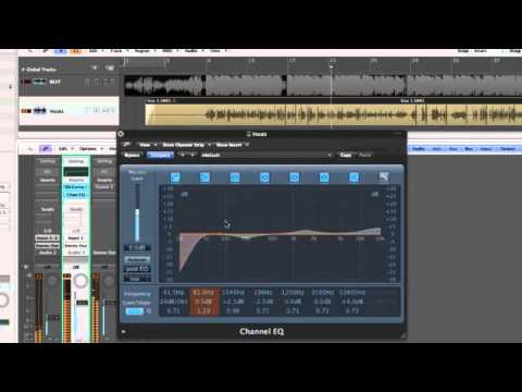 How to Mix and Master Hip Hop & RAP Vocals with a beat