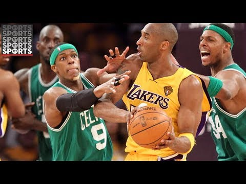 Kobe Bryant Is Not the Most Overrated Player of All Time