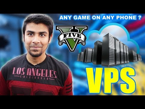 Play Any Game On Mobile ? Gaming Future | What is VPS | Normal Hosting vs VPS